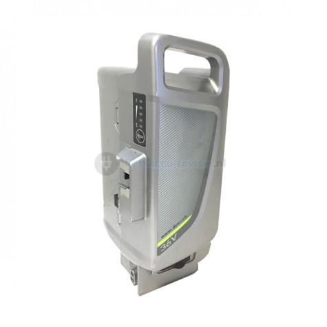 Flyer Panasonic Next Generation 36v accu zilver