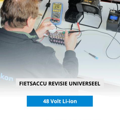 48 Volt Li-ion Universeel (alle overige merken)