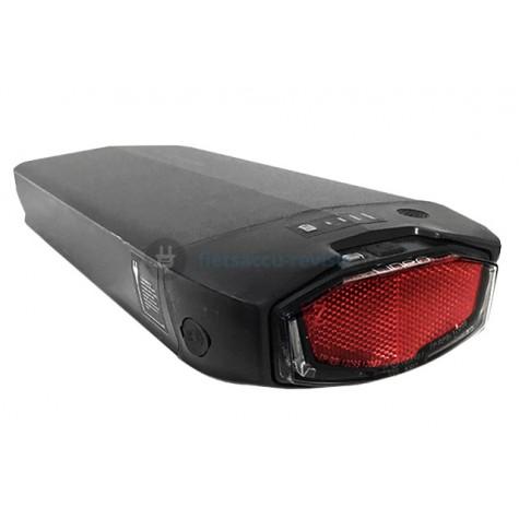 Pro E-bike Battery 36v zwart
