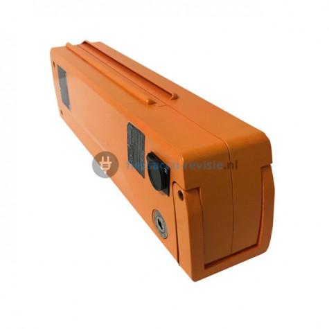 Qwic 36v voor Smart-E oranje